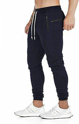 coofandy men s athletic workout pants fitness